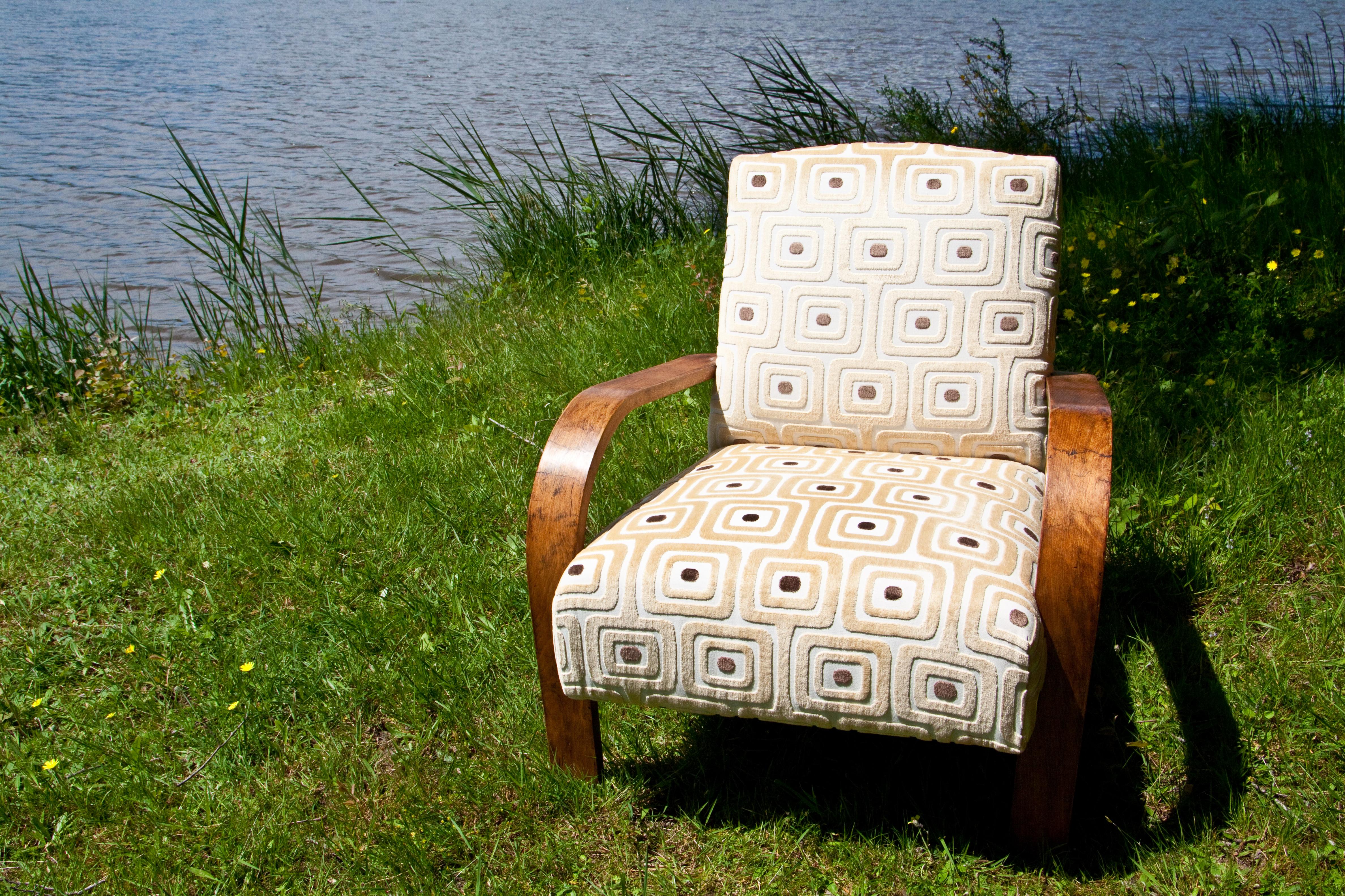 fauteuil des années 30